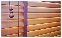 Wood Venetian Blinds Sunflex Nigera