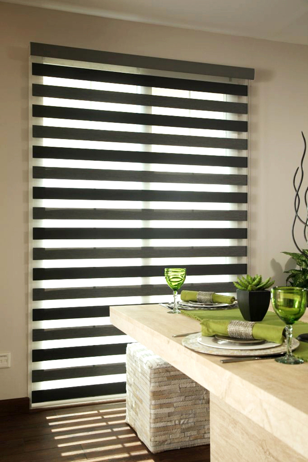 Zebra And Panel Track Blinds Now AVAILABLE